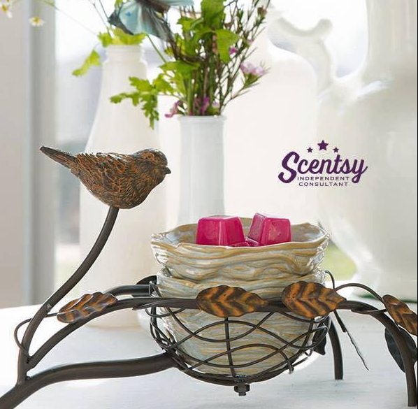 how to start selling scentsy uk