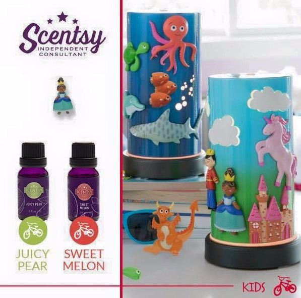 how to clean scentsy diffuser