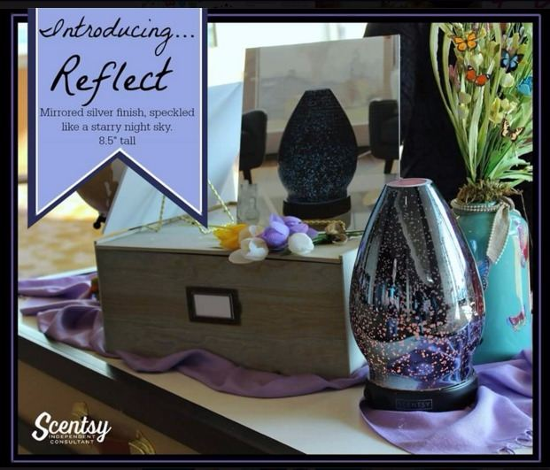 introducing reflect scentsy