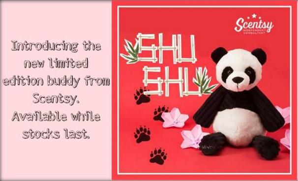 panda scentsy