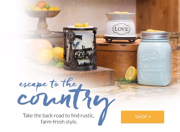 shop wick free scented candles scentsy