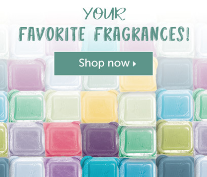 your scentsy fragrances shop now