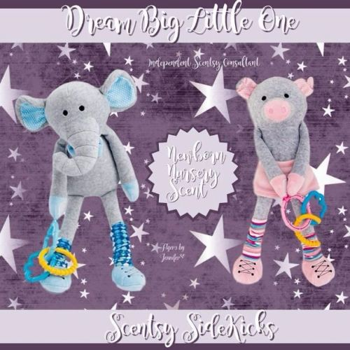 newborn nursery scent sidekicks