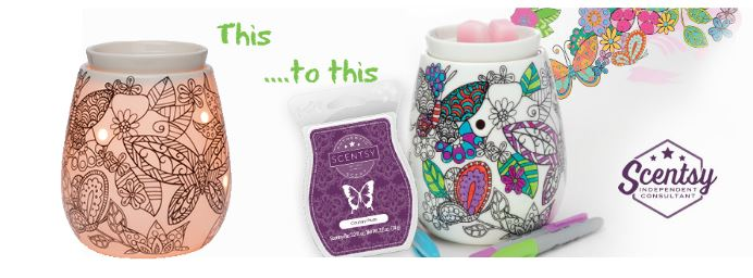 reimagine scentsy warmmer banner wick free scented candles