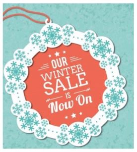winter sale scentsy