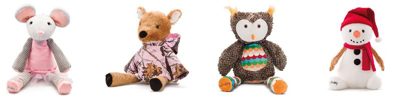 scentsy soft toys