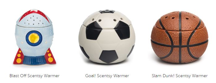 childrens scentsy warmers