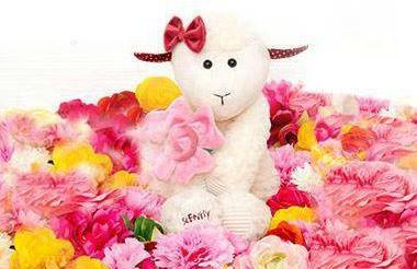 sweetie pie the lamb valentines day scentsy