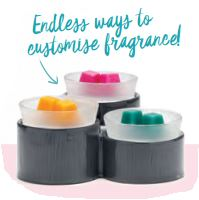 endless ways to customise fragrance