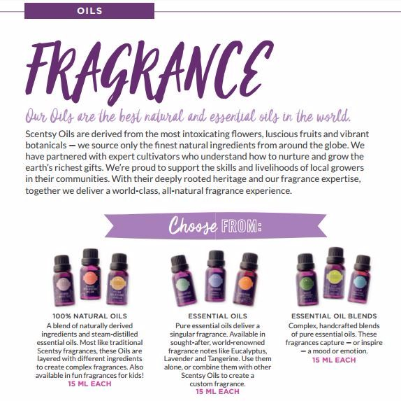scentsy oils best in the world