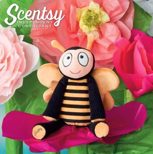 bumble bee scentsy