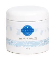 clothesline washer whiffs scentsy