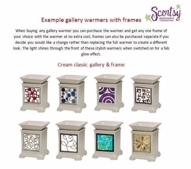 gallery warmers and frames