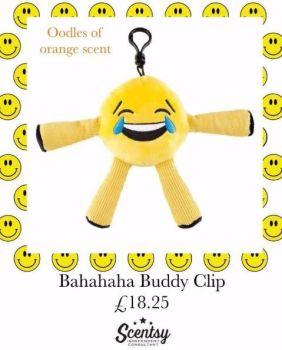 SCENTSY BAHAHAHAHA BUDDY CLIP