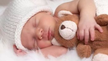 SLEEPING BABY NURSERY