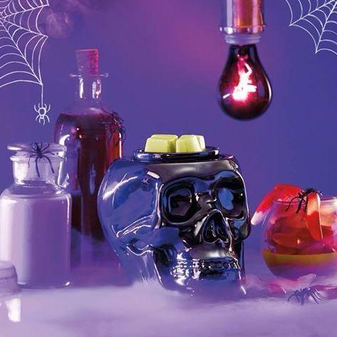halloween scentsy bonehead