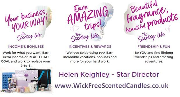 JOIN SCENTSY CANDLES