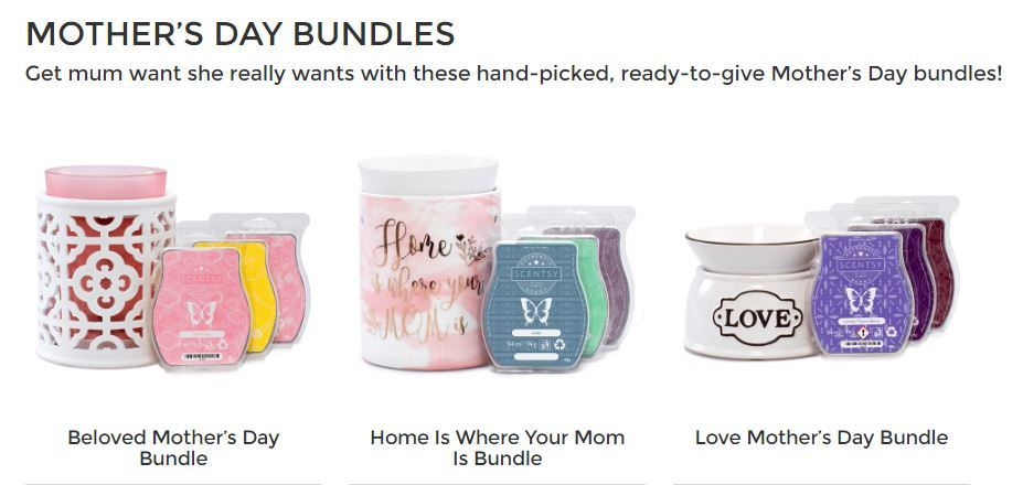 mothers day bundles