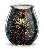 NOVA scentsy warmer with stargaze effect