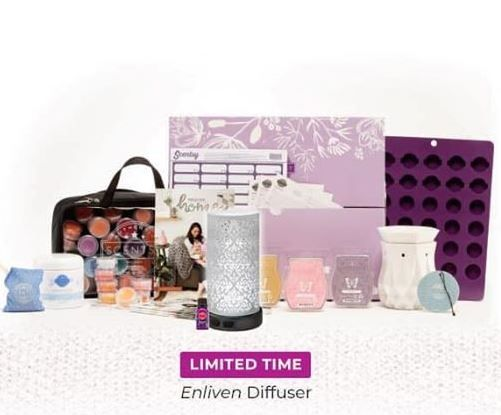 LIMITED TIME JOINING OFFER SCENTSY WICK FREE SCENTED CANDLES JOIN WITH A DI