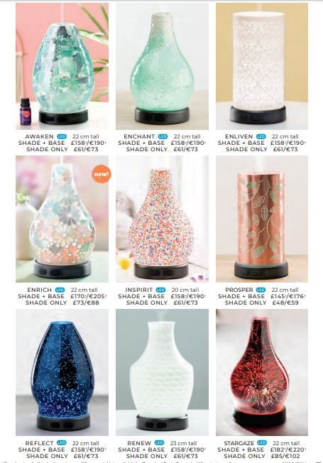 scentsy diffuser examples wick free scented candles 2019