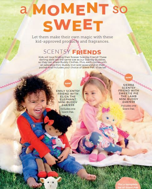 SCENTSY FRIENDS