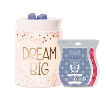 DREAM BIG BUNDLE SCENTSY CANDLES