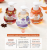 SCENTSY AUTUMN SCENTS HAND SOAP 3 PACK