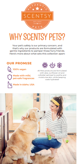 WHY SCENTSY PETS