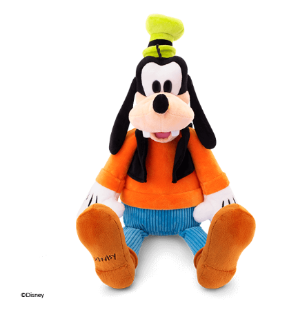 goofy scentsy buddy wick free scented candles front
