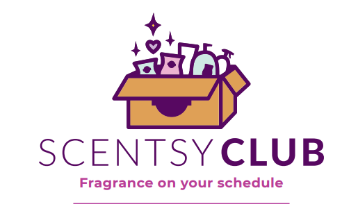 Scentsy Club Monthly subscription service