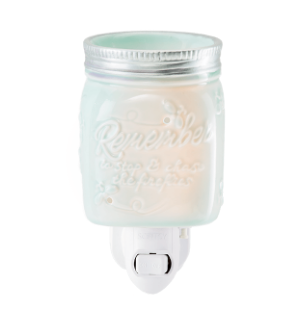 chasing flireflies scentsy mini warmer