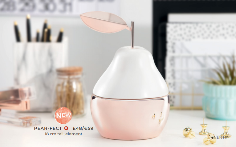 Pear Scentsy Warmer