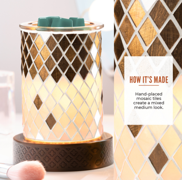 Glided Scentsy Warmer