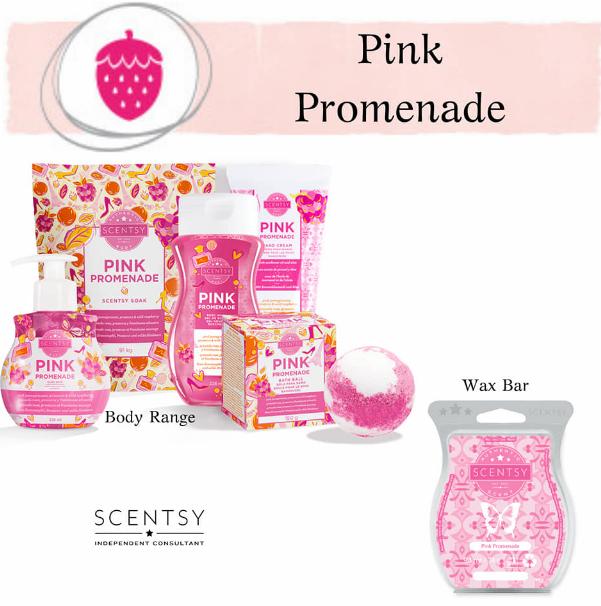 Pink Pomegranate Scentsy