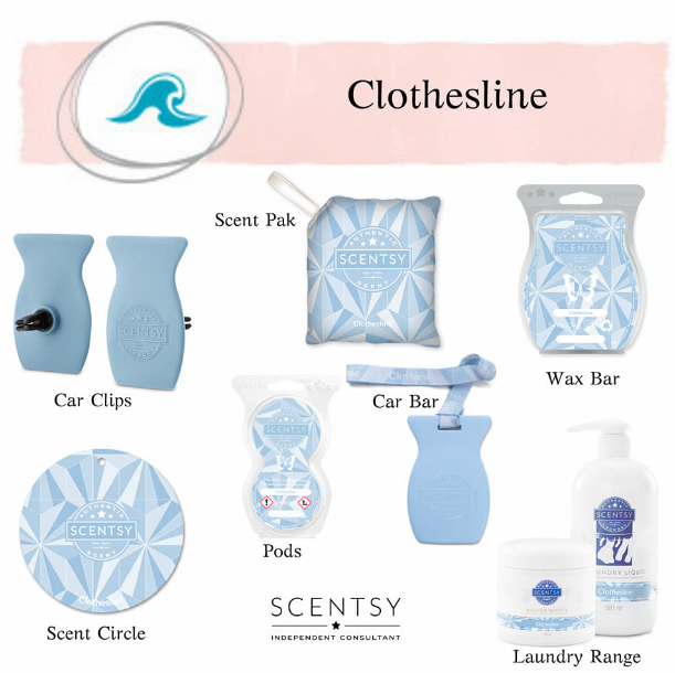 Clothesline Scentsy