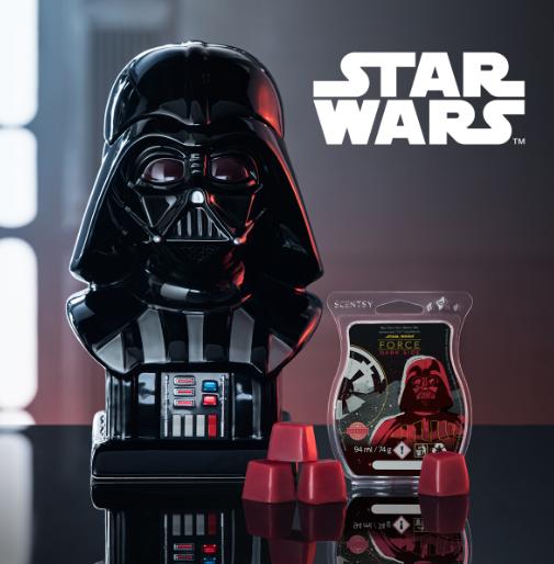 Darth Vader™ – Scentsy Warmer