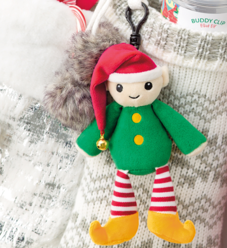 elf scentsy buddy clip wick free scented candles