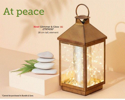 Glimmer & Glow Scentsy Warmer Wick Free Scented Candles
