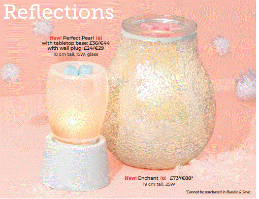 Enchant Scentsy Warmer Wick Free Scented Candles