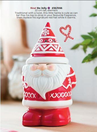be jolly scentsy christmas