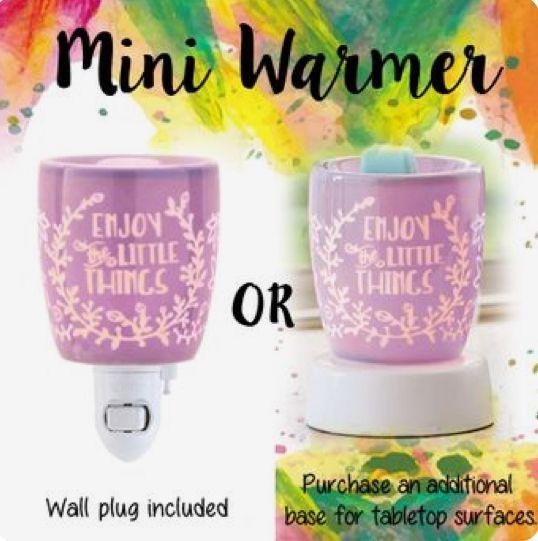 Wispy Willow Scentsy Mini Warmer