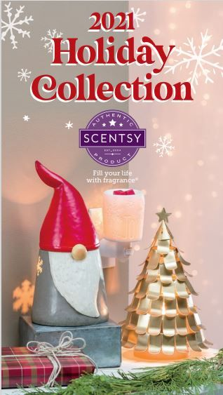 scentsy christmas 2021 wick free scented candles