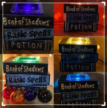 cast a spell scentsy