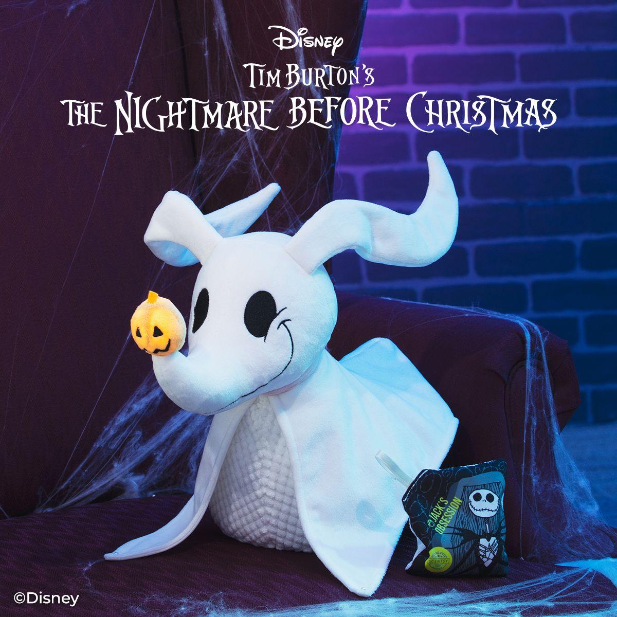 Zero Scentsy Buddy The Nightmare Before Christmas