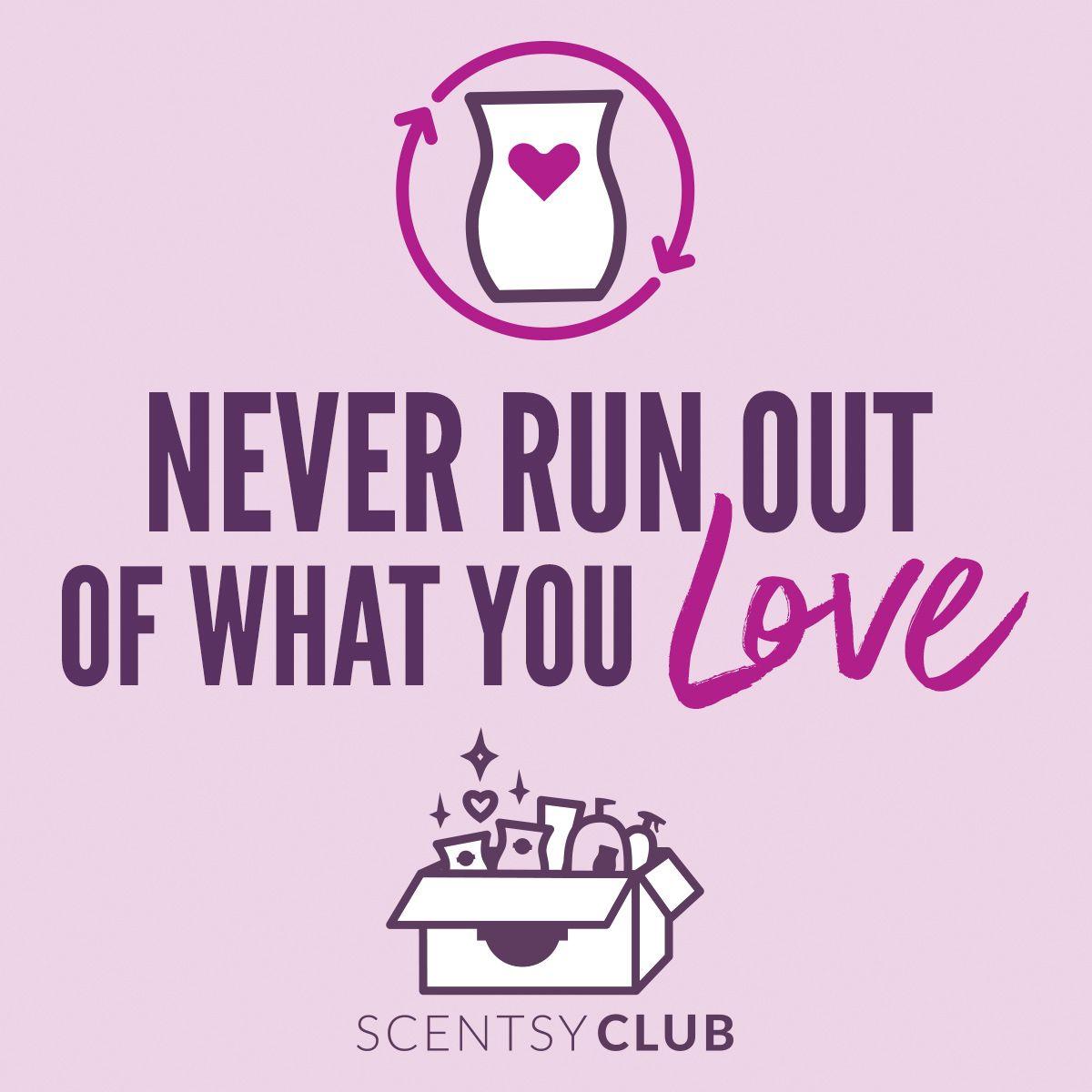 scentsy club