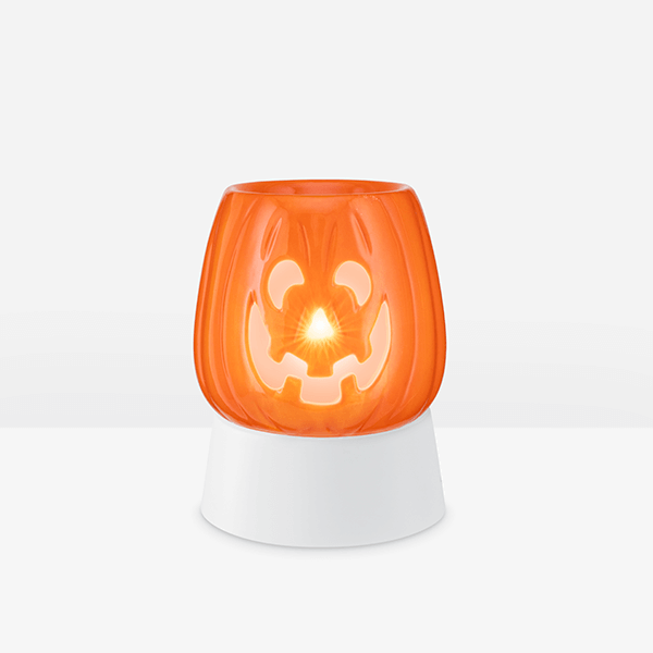 Cut It Out Scentsy Mini Warmer with Table top Base