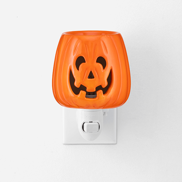 Cut It Out Scentsy Mini Warmer with Wall Plug