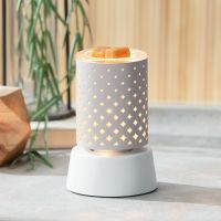 Light From Within Mini Warmer with Tabletop Base