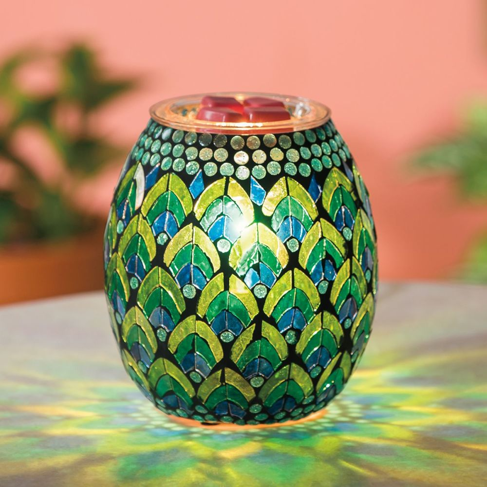 Flaunt Your Feathers Scentsy Warmer